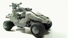 WIP Halo Warthog (Sabarrus) Tags: lego halo wip warthog