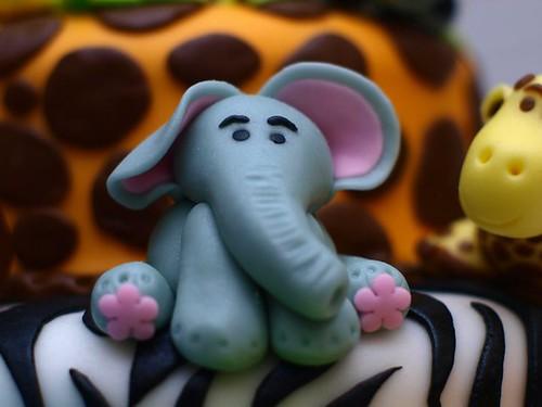 Fondant - Elephant