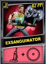 Все комбо карты Dead Rising 2 - где найти комбо карточку и компоненты для Exsanguinator