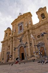 Marsala (Jambuling) Tags: italy church italia iglesia palomas sicilia marsala