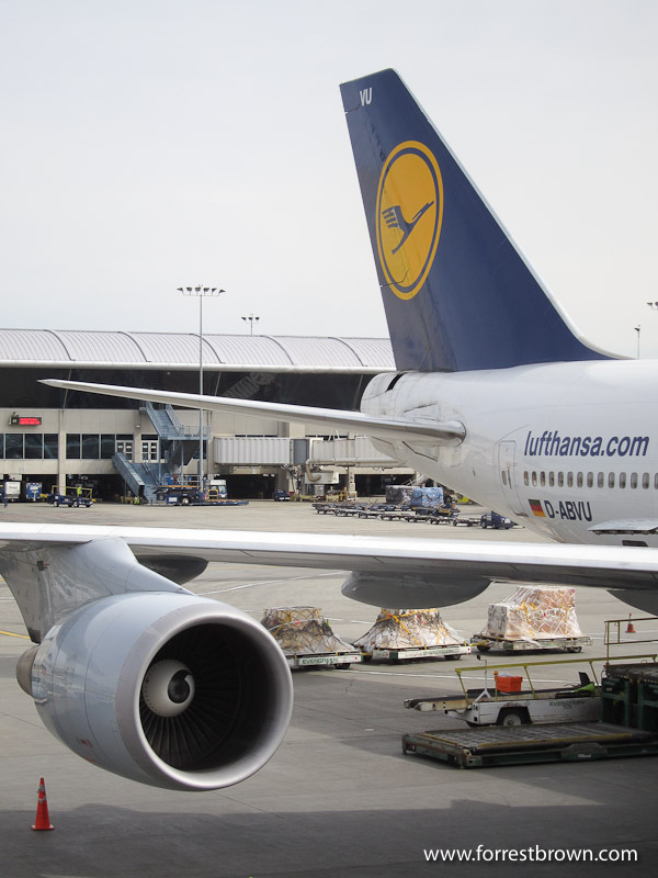 LAX, Jet, Los Angeles, Lufthansa