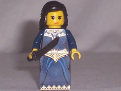 Lord of the Rings Custom Lego Arwen Undomiel Elven Princess