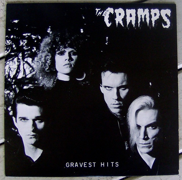 The Cramps / Gravest Hits. ARTIST: The Cramps TITLE: Gravest Hits LABEL: IRS