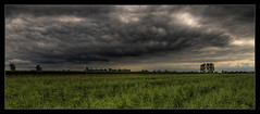 Stormy (snake.eyes) Tags: sky field weather clouds d50 countryside nikon europa europe searchthebest sigma poland polska stormy pole fields 1020 hdr pola polonia snakeeyes chmury niebo owies wie hsm anawesomeshot