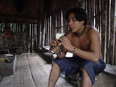 Amazon Music (dotnethed) Tags: music southamerica wow ecuador amazon flute flutes indigenouspeople indigenousmusic rainforests shuar amazonbasin southamericanmusic nativemusic allnicethink worldtrekker