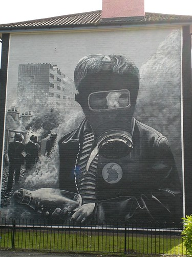 Derry - The Petrol Bomber