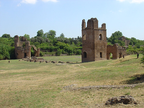 Via Appia ruins