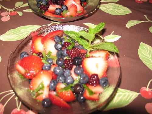 Limoncello Berries