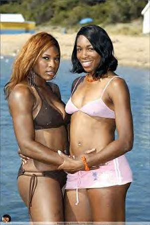 photo of Serena Williams and Venus Williams