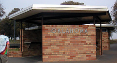 Oklahoma Rest Stop