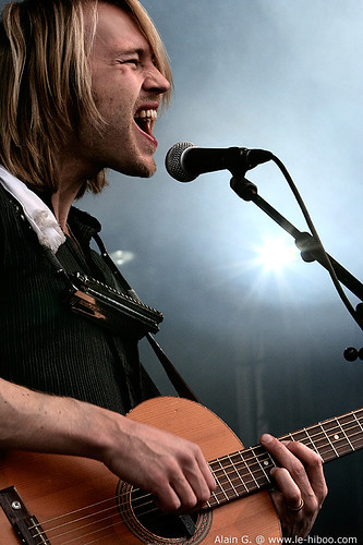 Peter Von Poehl @ Le Rock Dans Tous Ses Etats 2007
