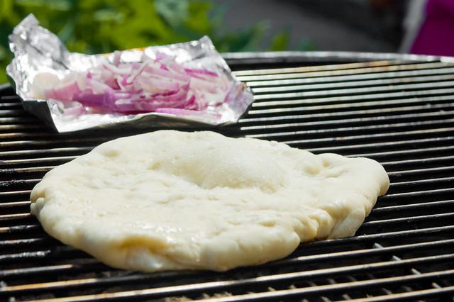 Grilling Dough