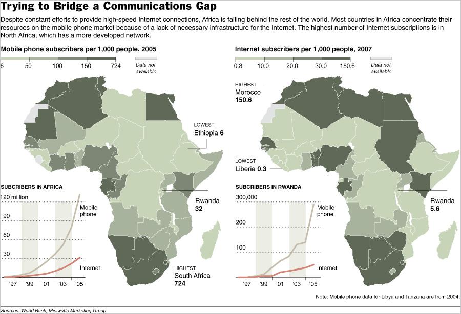 Maps – oAfrica