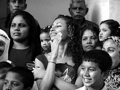 Independence Day   Faces (enwiie) Tags: people bw girl kids canon wow blackwhite interesting nikon women crowd explore celebrations 5d variety independenceday maldives moods bnw happyfaces explored 100favs 500favs simplymaldives enwiie