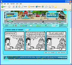 """On The Strip Listerine community portal comic area • <a style=""""font-size:0.8em;"""" href=""""http://www.flickr.com/photos/10555280@N08/971722091/"""" target=""""_blank"""">View on Flickr</a>"""