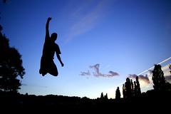 176/365 Evening Jump