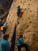 They've got me climbing the walls (anakiwa_forever) Tags: newzealand brown me aqua rebecca wellington ropes rockclimbing guiding girlguides youngleaders fergs inthelead