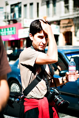 poofy ass hair (cel.) Tags: chinatown sanfranciscoca flickrmixr doublecappuccino sfmixr90207 60mm28