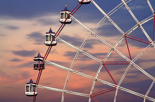 Ferris Wheel V2: Color