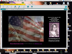 GrfxDziner.com | US Soldier Tribute in Rememberance of Deanna Cremin