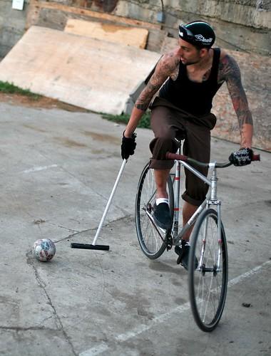 Bike Polo Tournament