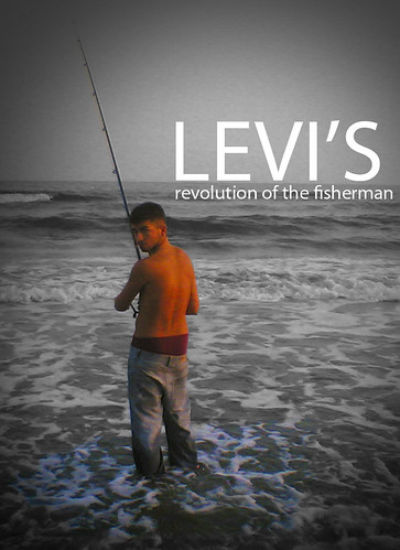 anuncio pescador moderno