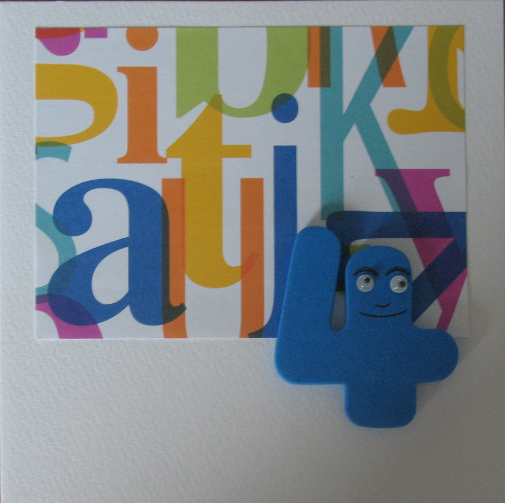 The Worlds Best Photos of cbeebies and numberjack Flickr Hive Mind – Numberjacks Birthday Card