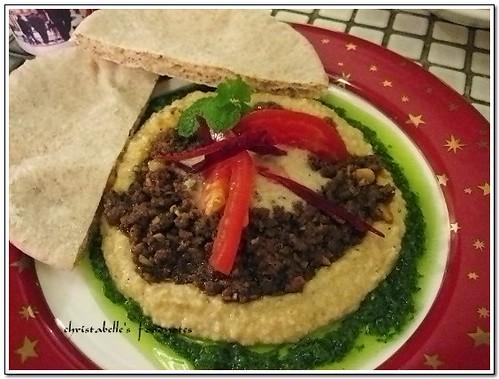 sababa墨西哥赫穆司拼盤