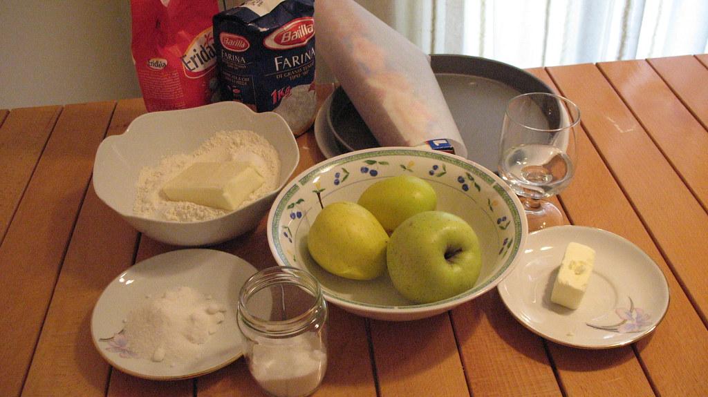 ingredienti_torta_di_mele, di ilaron su flickr