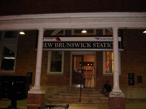 New Brunswick Train Station