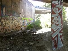 (Pastor Jim Jones) Tags: graffiti lcm smak esd