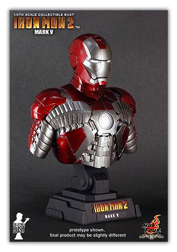 Buste Iron Man Mark V
