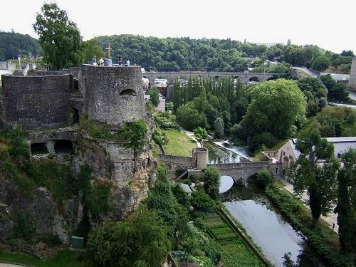 Bock Promontory, Luxembourg