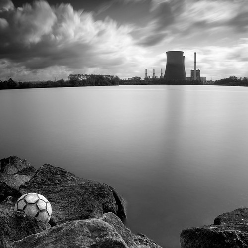 power plant photography
