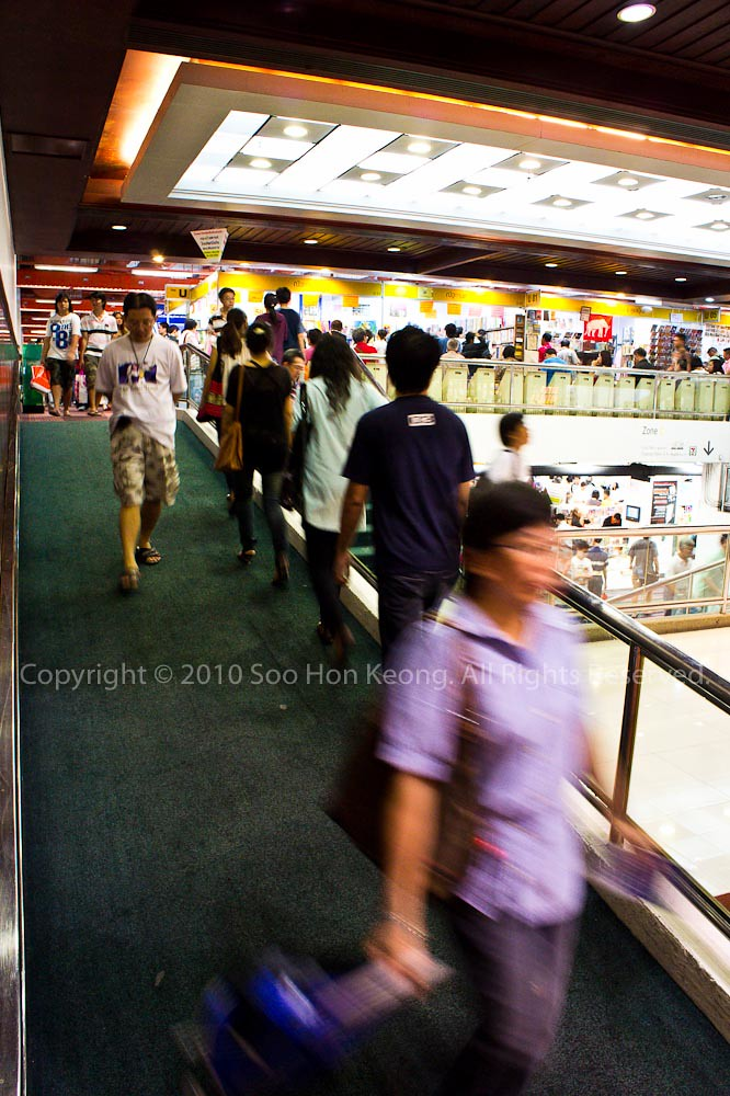 Book Fair @ Queen Sirikit National Convention Center, Bangkok, Thailand