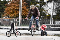 20101106-JAP_5131 (pennuja) Tags: old school bmx ride bikes lbi shore jersey barnegat