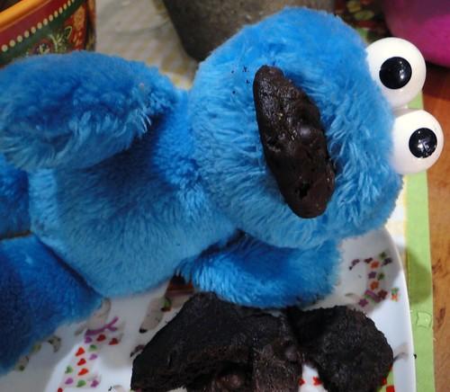 """""""O ataque do Monstro dos Biscoitos"""""""