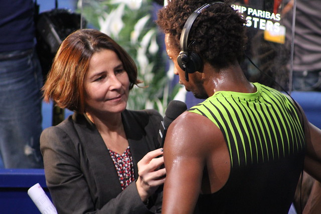 2010 Paris Bercy Masters: Gael Monfils