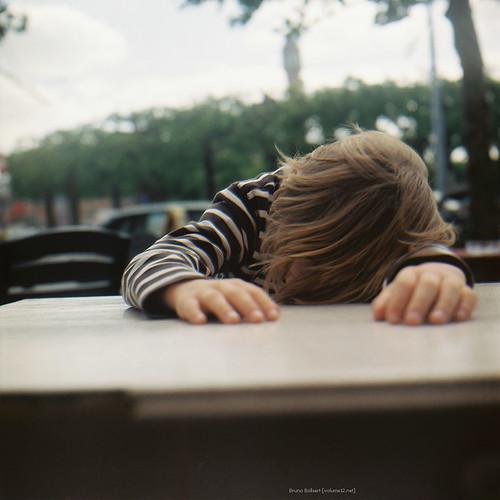 uitgeput