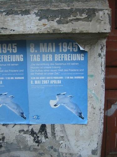 Befreiung Poster