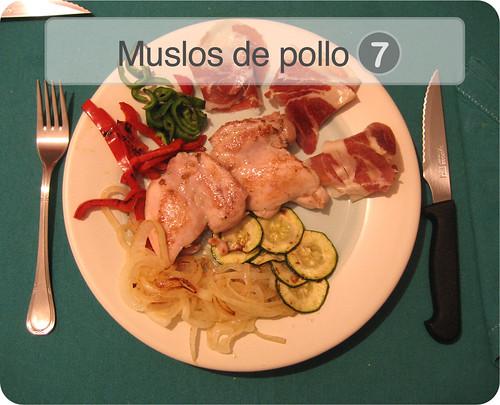 Muslos de pollo (7)