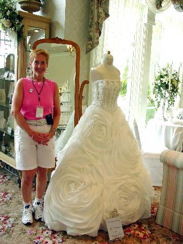 wedding dress renewal vow