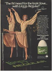 Nothing beats a great pair of L'eggs (twitchery) Tags: vintage 70s pantyhose leggs vintageads vintagebeauty