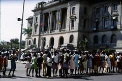 Abschied von Samora Machel