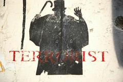 ICH BIN TERRORIST - by badjonni