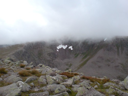 Snow on Braeriach