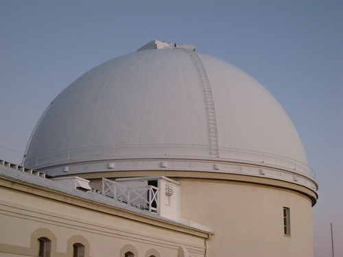 Lick Observatory Telescope Dome