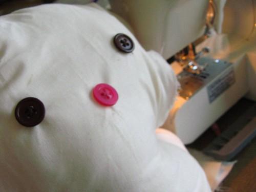 Meet.... um, what's his name, the stuffed dog