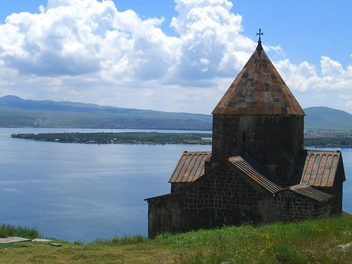 On the Shores of Lake Sevan