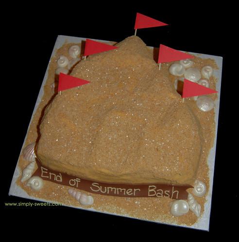 sand castle 2007
